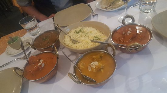 Tandoori  Curry Club - Food Delivery Shop