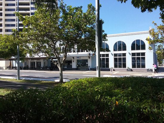 Cairns RSL Club - Food Delivery Shop